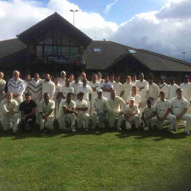 President's Day T20 cut short by rain; Race night rakes in £181