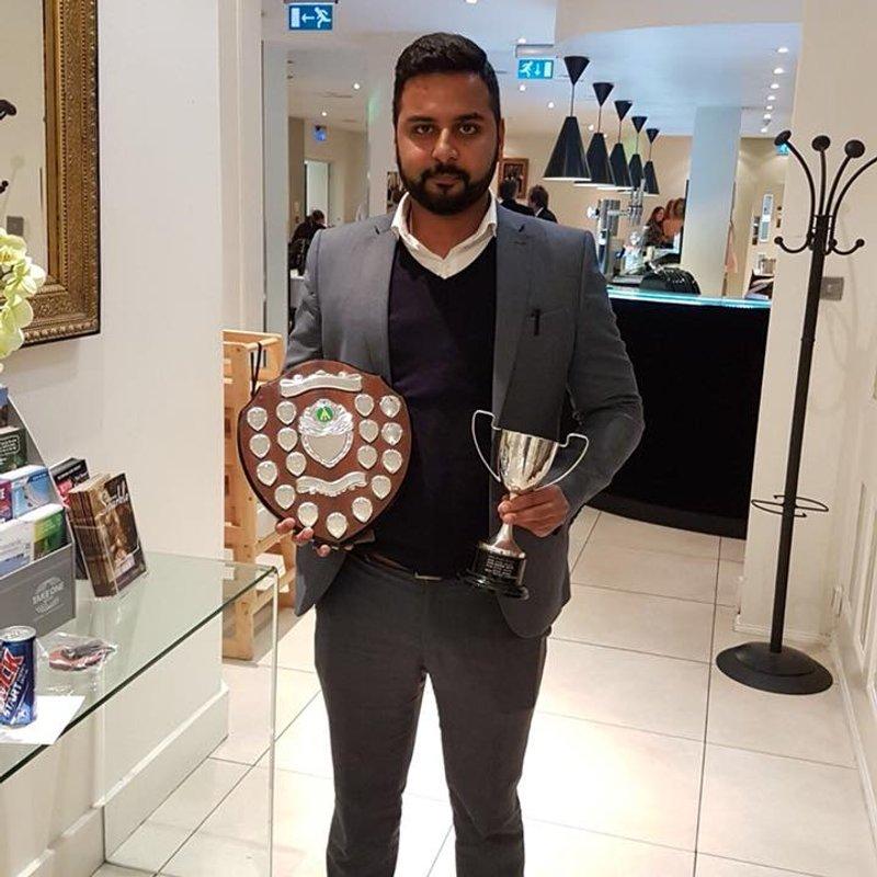 Annual Awards winners; Winners of Big 200 Club Draw - Annual Dinner