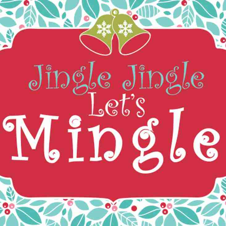 Pre-Christmas social: Thursday 14 December, 8pm
