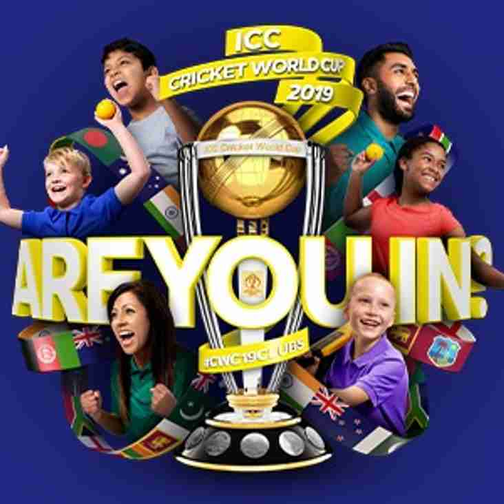 This Sunday: CWC19 Family Day at Short Lane