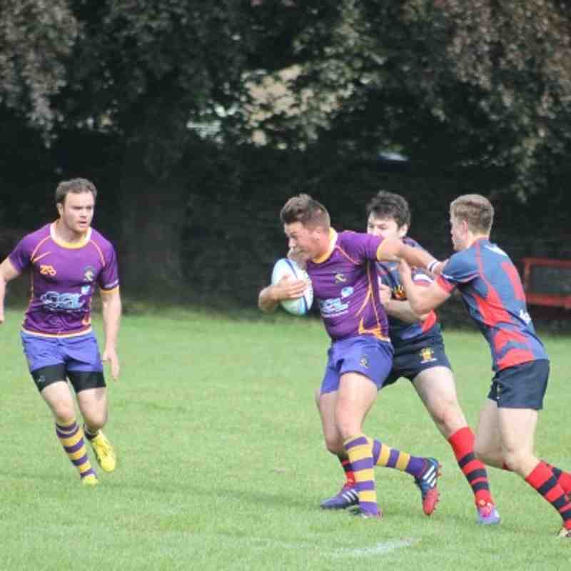 Marr Rugby - NL1 away v Dundee 6 September 2014