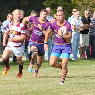 Marr vs Watsonians Match Report