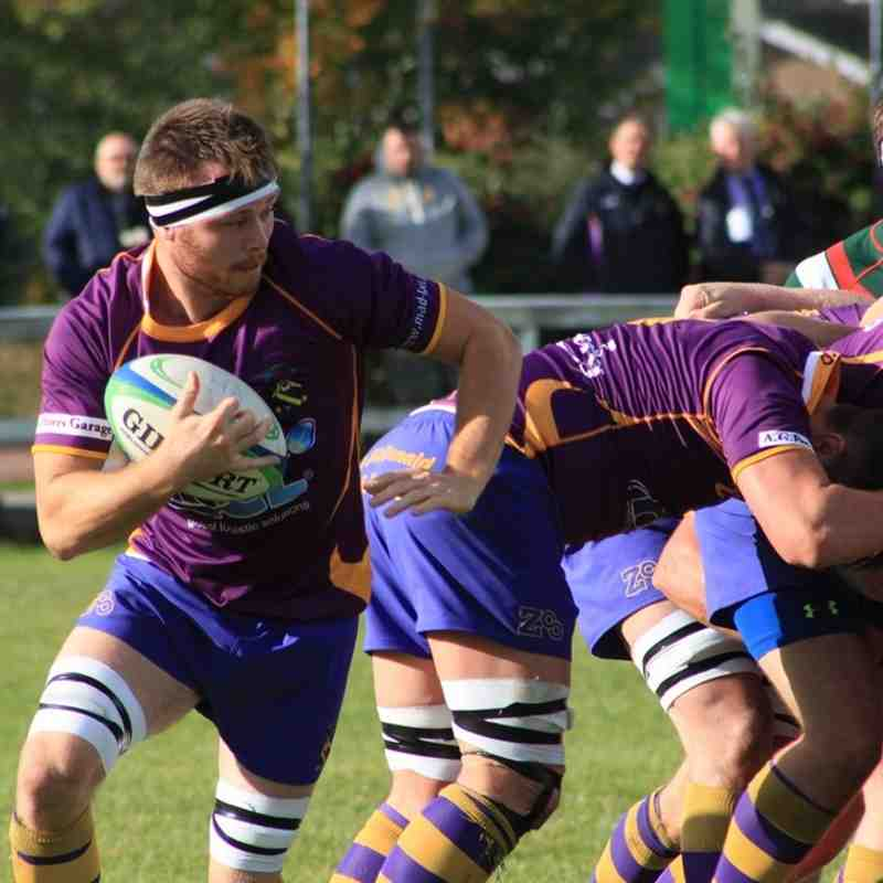 Marr Rugby v GHA 4 October 2014