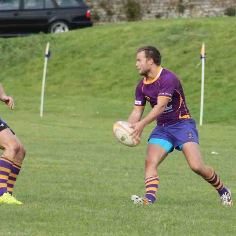 BT NL1 - Marr Rugby v Jed-Forest RFC (18 October 2014)