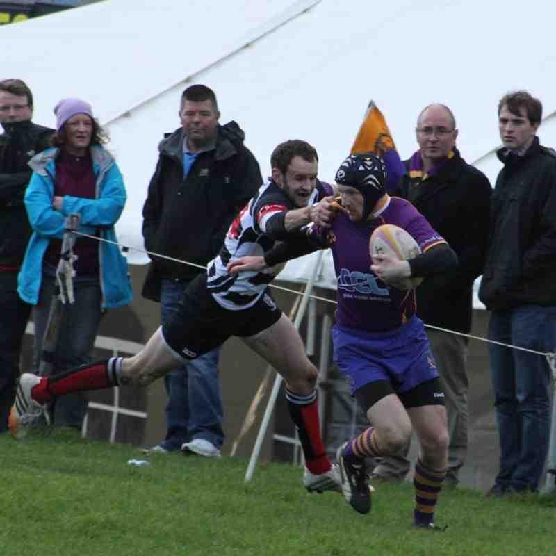 BT NL1 - Marr Rugby v Kelso RFC (1/11/14)