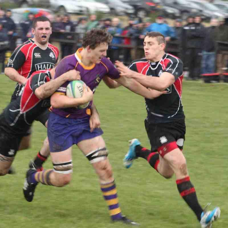 BT NL1 - Biggar RFC v Marr Rugby (8/11/14)