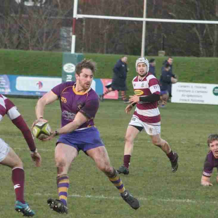 Marr Rugby round up:	Little cheer for Marr