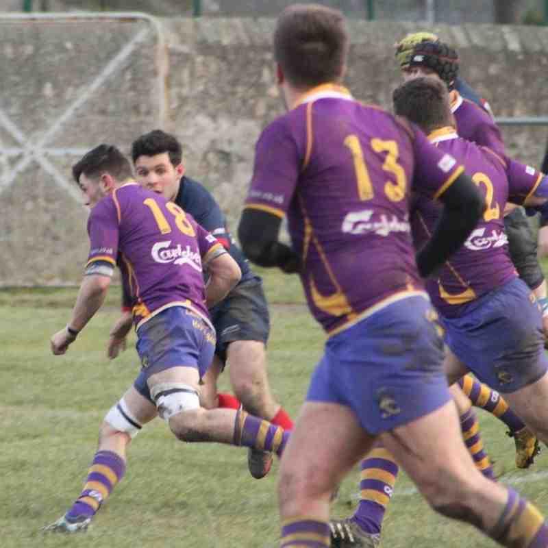 BT NL1 - Aberdeen Grammar v Marr Rugby (7/2/15)