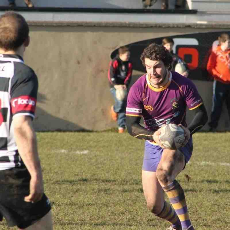 BT NL 1 - Keslo RFC v Marr Rugby (21/2/15)