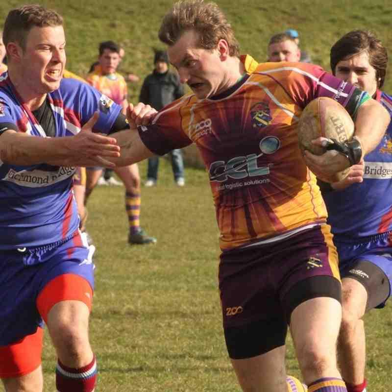 Marr Rugby 2nd XV v Irvine (14/3/15)