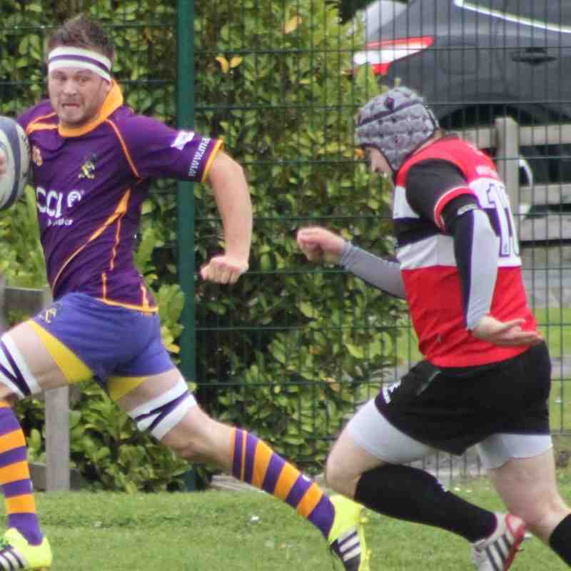 BT Cup Round 1 v Lasswade (26 September 2015)