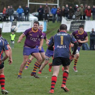 Marr too strong for Dundee at Fortress Fullarton