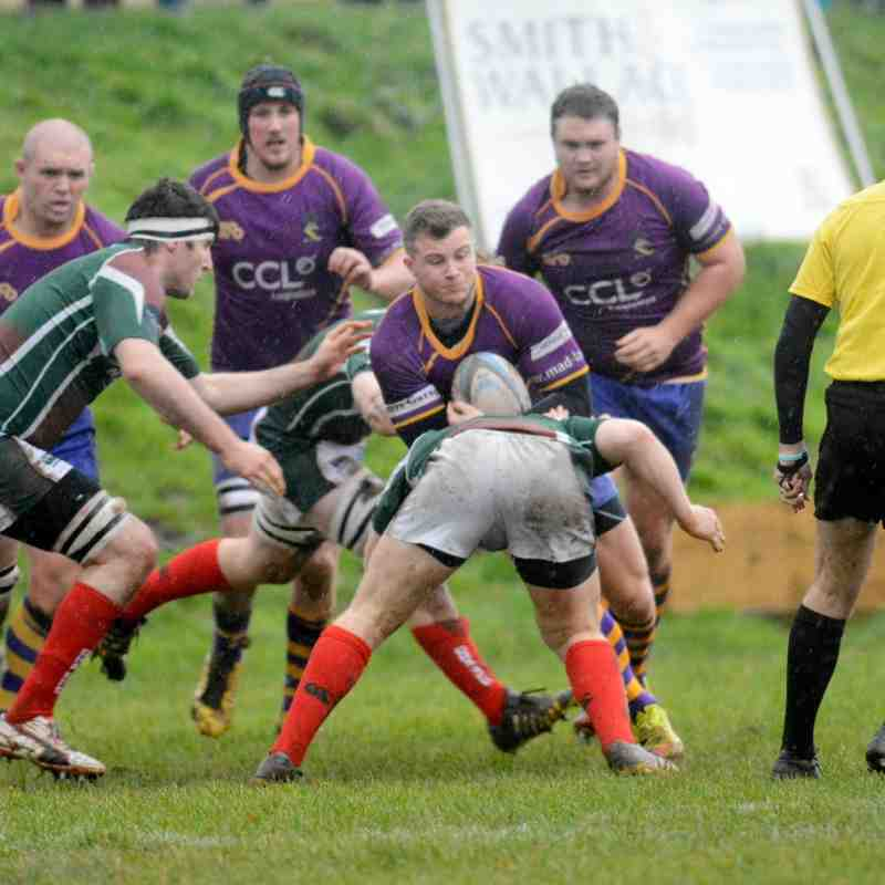 BT NL1 Marr Rugby v GHA RFC (28 November 2015)