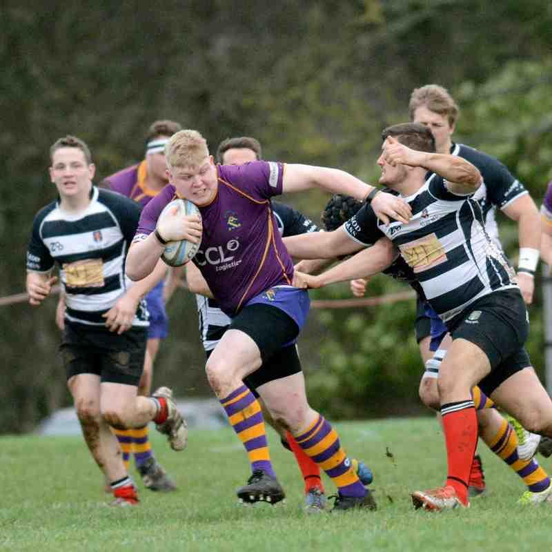 BT NL1 Marr Rugby v Kelso RFC (19 December 2015)