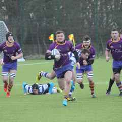 Marr Rugby round-up (30 January 2016): Marr sidestep Gertrude and overcome Howe to march on to last 16 of the cup.