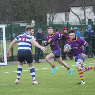 Marr through to the last 16 of the BT Cup