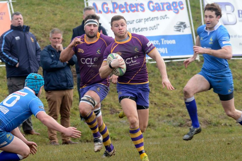 Marr Rugby – senior squad selections for 29 October 2016