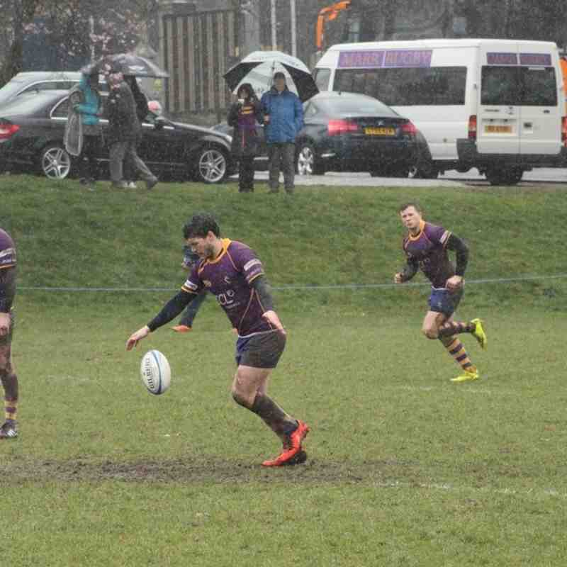 BT NL1 Dundee High v Marr Rugby (26 March 2016)