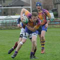 Marr Rugby round-up (23 April 2016):  Early stings  prove to big a hurdle