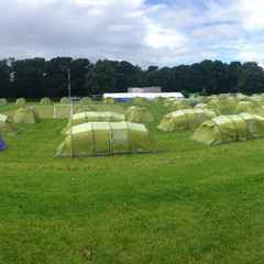 Marr Rugby - The Open Camping Village - update