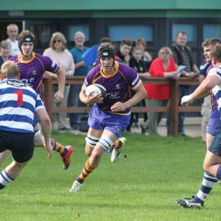 Bonus Point Win at Duffus