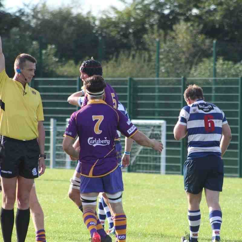 BT NL1 Howe of Fife RFC v Marr Rugby