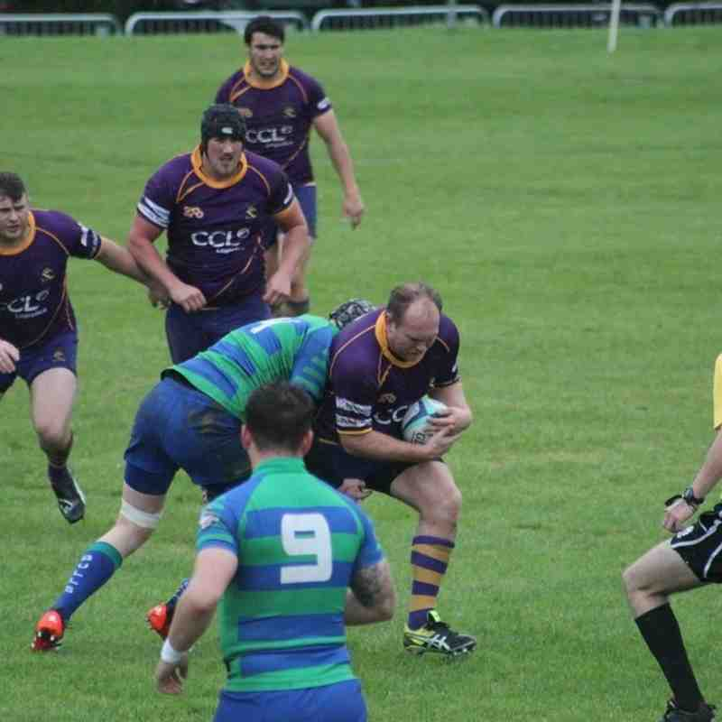 BT NL1 Marr Rugby v Hamilton RFC (24.9.16)