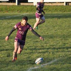 Hawick RFC v Marr Rugby (BT Cup 19.11.16)