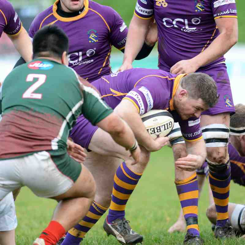 BT NL1 Marr Rugby v GHA RFC (3.12.16) (photos courtesy of Ken Ferguson)
