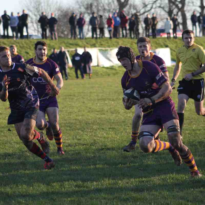 BT NL1 Marr Rugby v Dundee High Rugby (21.1.17)