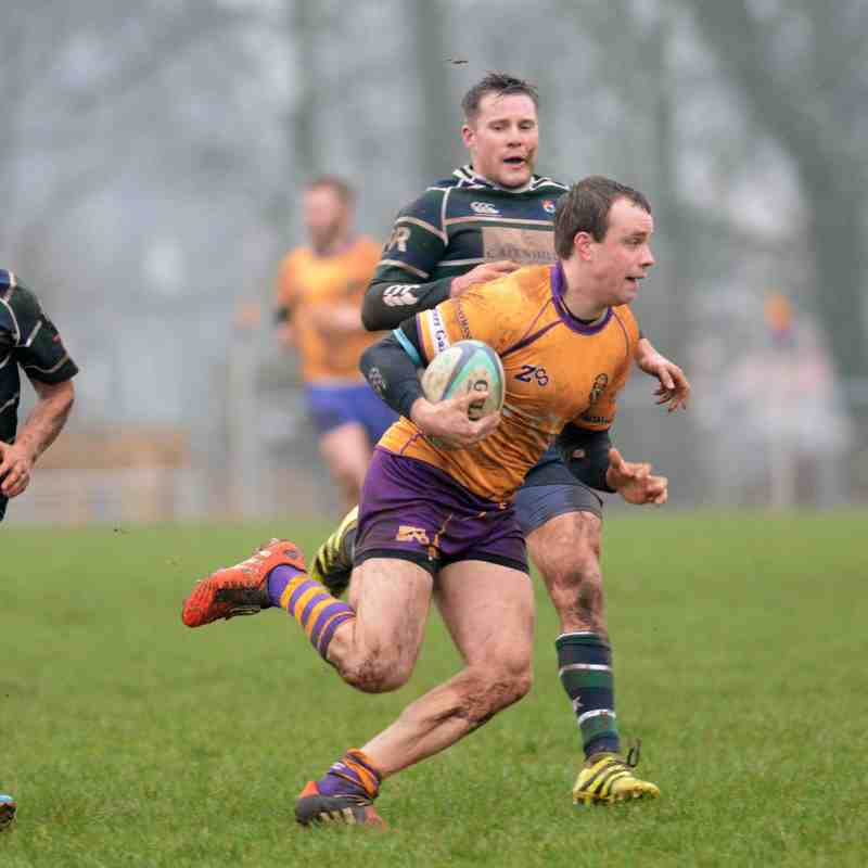 Marr Rugby 2s v GHK 2s (28.1.17)