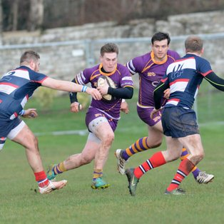 A dozen tries at Fullarton