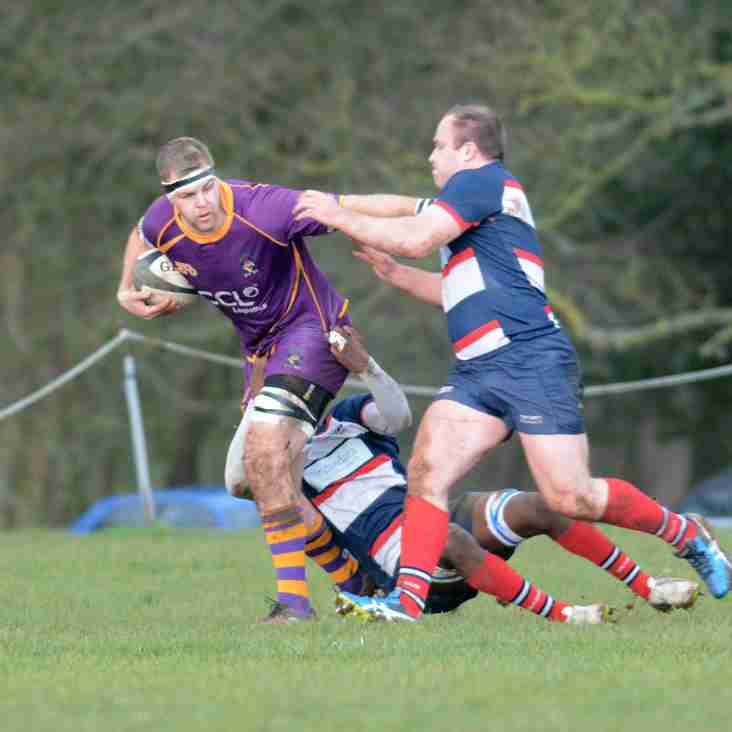Marr ready for stern test as they head to face Aberdeen Grammar.