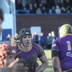 BT NL1 Selkirk RFC v Marr Rugby