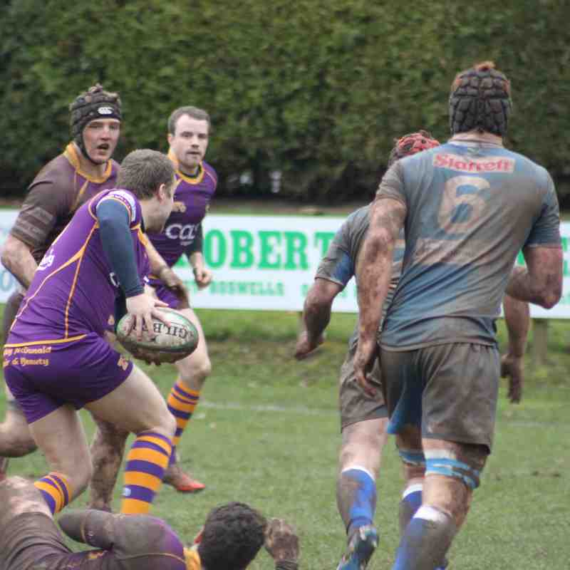 BT NL1 Jed Forest RFC v Marr Rugby (11.3.17)