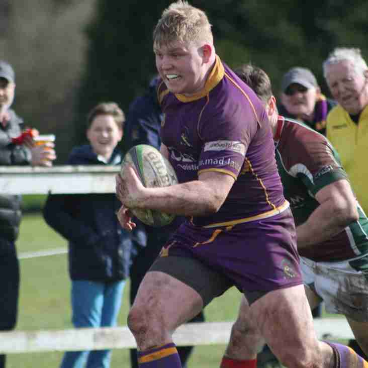 Marr Rugby preview (Saturday 20 October 2018) Fullarton is the place to be!