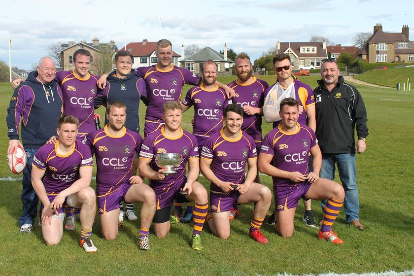 Marr Rugby round-up (22.4.17) - Marr's 7s storm Fort Matilda