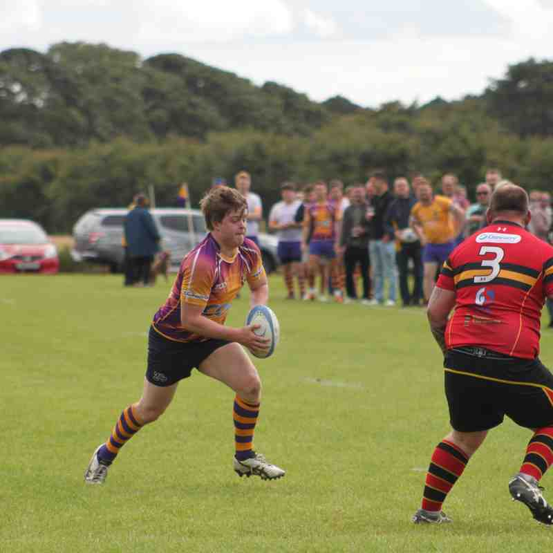 Pres- season Marr Rugby 2s v Stewart's Melville (12.8.17)