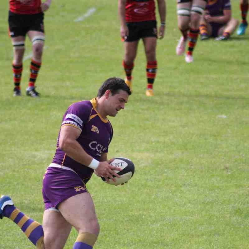 Pre-season Marr Rugby v Stewart's Melville (12.8.17)