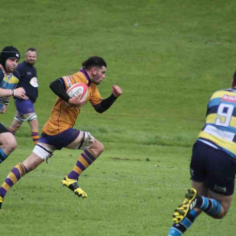 Pre-season Marr Rugby 2s v Falkirk 1/2s (19.8.17)