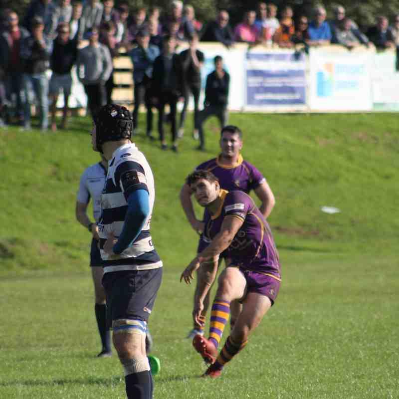 BT Premiership : Marr Rugby v Heriot's FC (9.9.17)