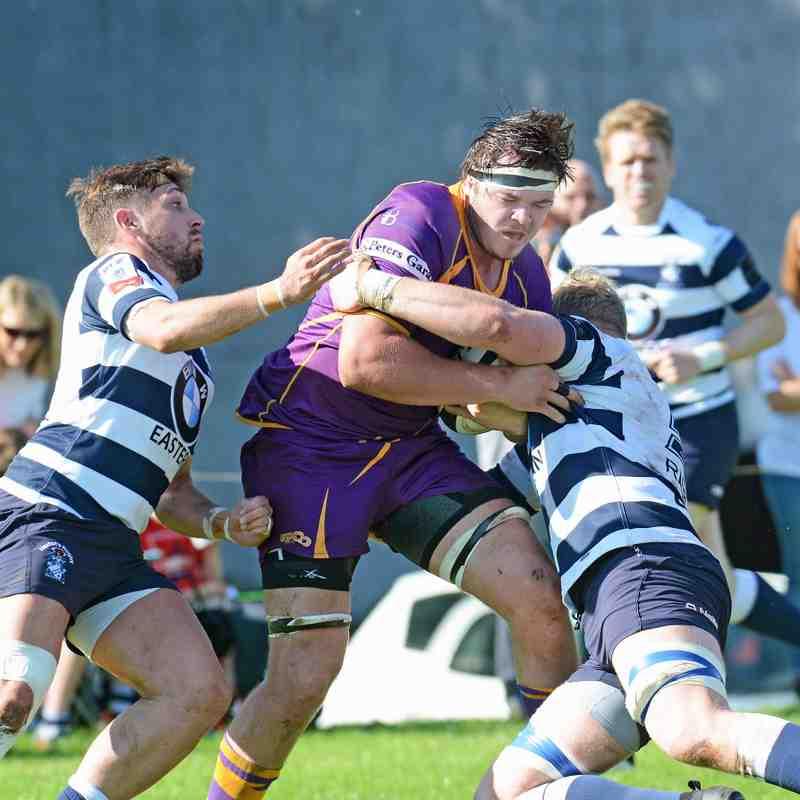 BT Premiership : Marr Rugby v Heriot's FC (9.9.17) (Courtesy of Ken Ferguson)