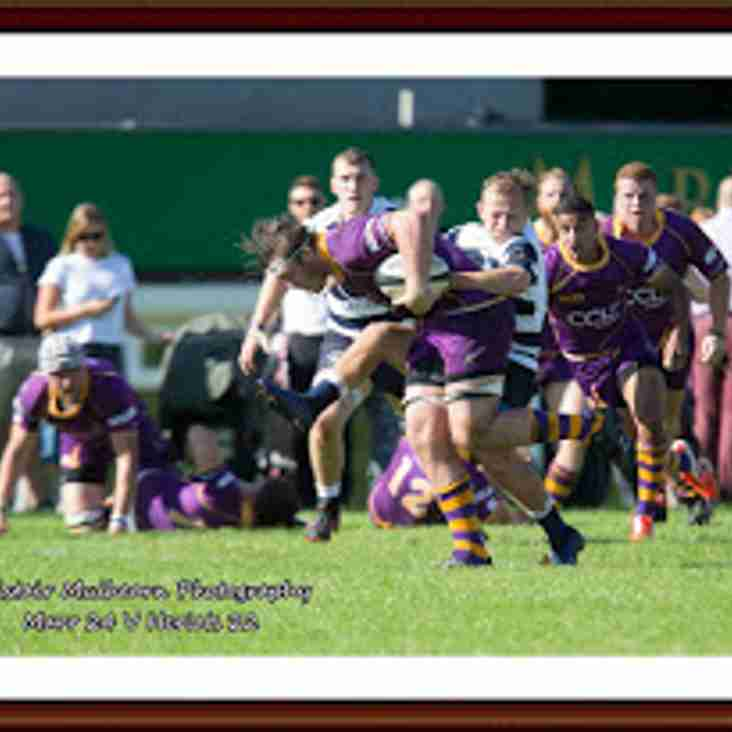 Marr Rugby - observations from the touchline by rugby philosopher Aristotle Armstrong