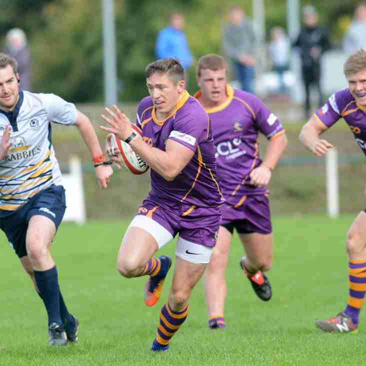 Marr Rugby round-up: Seniors' results (Saturday 16 September 2017) – Two out of three!