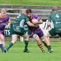 Marr hang on at Hawick for historic win at Mansfield