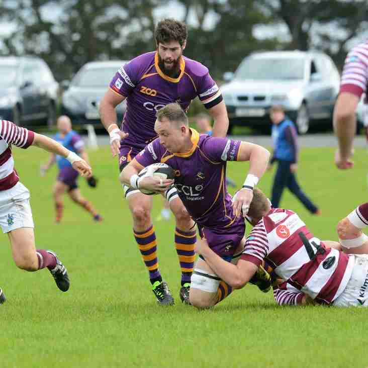 Marr Rugby round-up: Seniors' results (Saturday 23 September 2017) – Honours even for the 1s, 2s get a rest day and 3s win