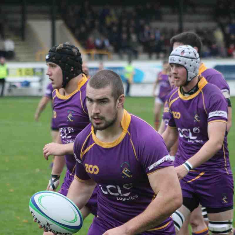 BT Premiership : Melrose RFC v Marr Rugby (14.10.17)