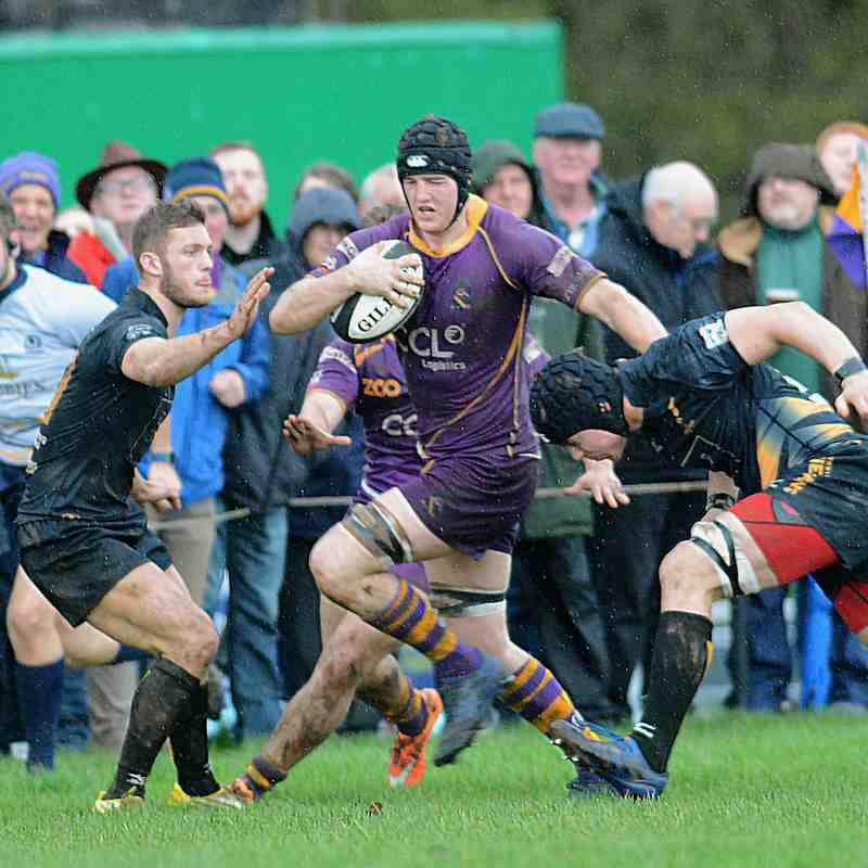 BT Premiership : Marr Rugby v Currie Chieftains RFC (21.10.17) (courtesy of Ken Ferguson)