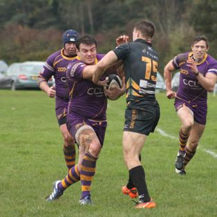 Currie show their experience in physical battle