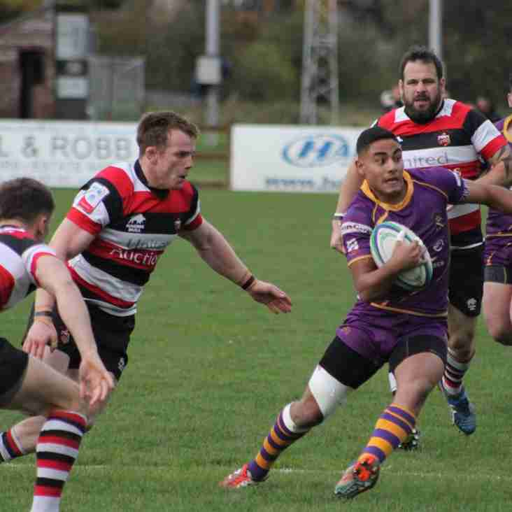 Marr Rugby round-up: Senior results 28 October 2017 – Bonus points all round for Marr Rugby